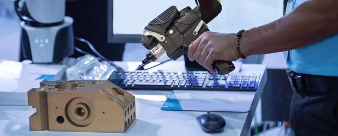DES TECHNOLOGIES DE MESURE EN 3D
